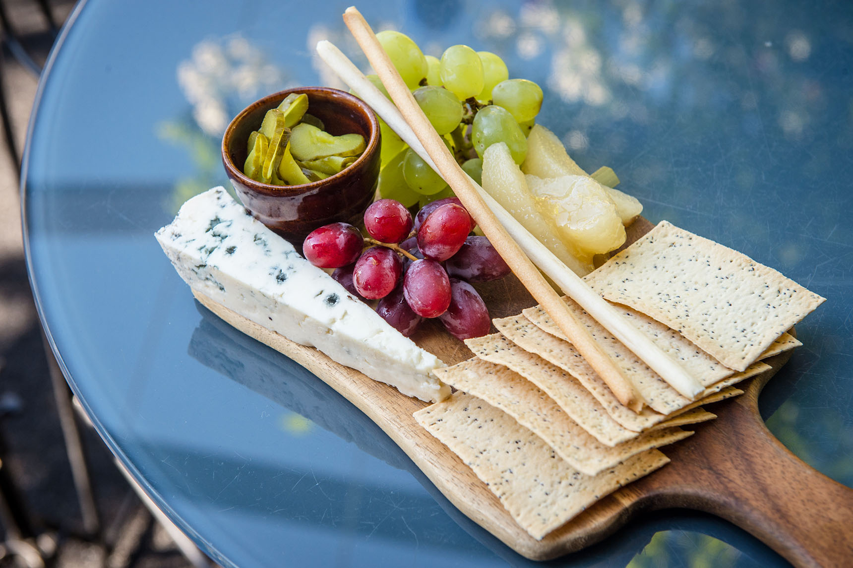 Loop Roof Food Menu Cheese Boards to share