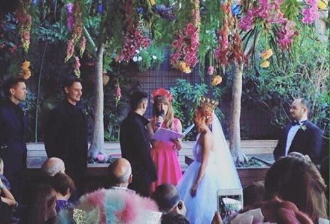 Loop Roof Rooftop Garden Weddings Venue